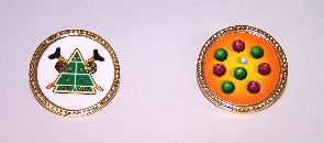 BOCCE HOUSE PINS