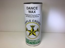 TABLE Shuffleboard Wax & DANCE Floor Wax